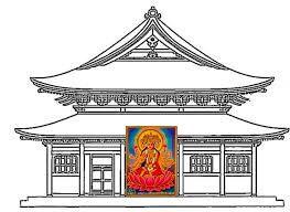 Recherchons maison ou batiment pour temple.