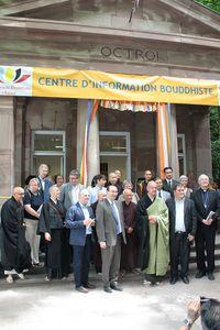 Centre d'information sur le bouddhisme : Strasbourg 2014