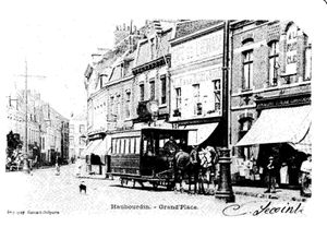 premiers tramways Lille