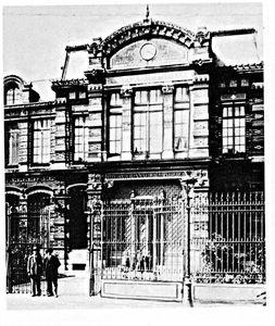 Fac de lettres Lille 1858