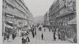 rue Faidherbe en 1870