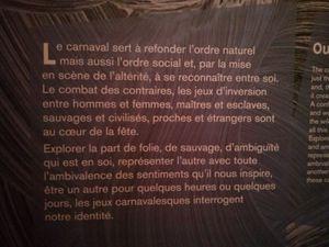 Marseille, le MuCEM et Chocolat