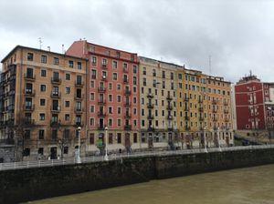 Les quais de Bilbao