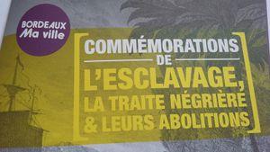Commémorations des abolitions de la traite négrière et de l'esclavage