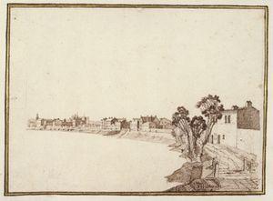 Le faubourg des Chartrons vers 1640
