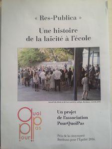 Un catalogue de cette exposition est disponible auprès de l'association PourQuoiPas (5 €)