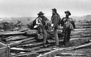 Les photos de la guerre de Sécession