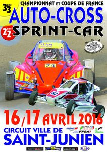 R2 : Saint Junien : RDV ce week-end!