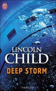 Deep storm de Lincoln Child
