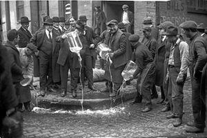 Prohibition, piège à...