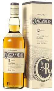 Cragganmore 12 ans, OB, 40%