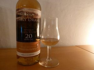 Glen Keith 20 ans The Nectar of the Daily Drams, 54.2% (IB)