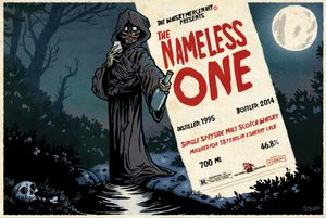 ''The Nameless One'' 1995/2014 (18 ans) The Whisky Mercenary, 46.8% (IB)