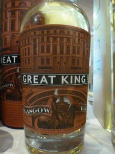 Compass Box Great King St – Glasgow Blend, 43%