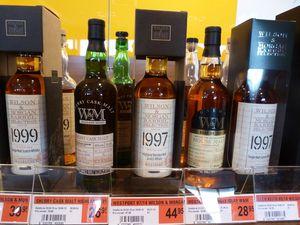 Compte rendu : Whisky Festival chez Massen (avril 2015)