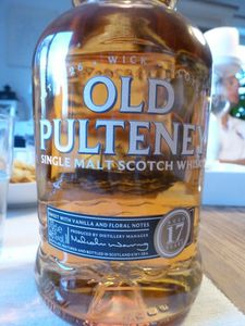Old Pulteney 17 ans, 46% (OB)