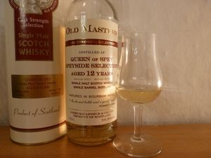 Queen of Spey 12 ans Old Masters, 2001/2014, 56.8%