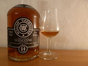 Glengoyne 14 ans Cadenhead's Small Batch, 2001/2015, 46%