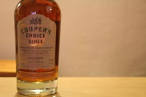 Lochside 1964/2015 Cooper's Choice, 48 ans, 41.2%