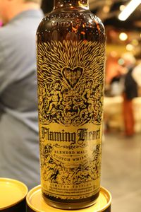 Compass Box The Flaming Heart, 5ème Edition, 48.9%