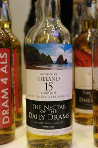 Ireland 15 ans The Nectar of the Daily Drams, 2000/2015, 55.3%