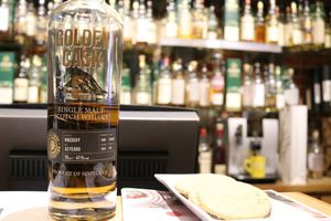 Macduff 33 ans The Golden Cask, 1980/2014, 47.5%