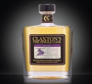 Tobermory 20 ans Claxton's, 1995/2015, 48%