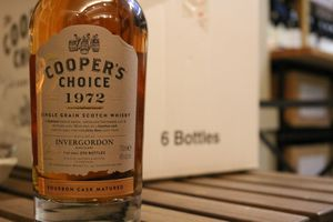 Invergordon 12.1972/2016 The Cooper's Choice, 43 ans, 46%