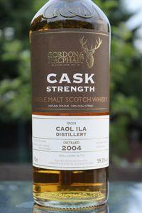 Caol Ila 2004/2016 Gordon & MacPhail, 59.3%