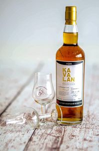 Kavalan 2005/2010 pour The Finest Notes, 58.6% (OB)
