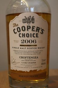 Croftengea 2006/2016 The Cooper's Choice, 10 ans, 46%