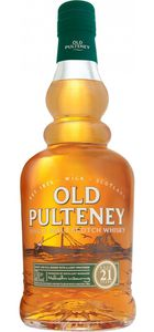 Old Pulteney 21 ans, 46% (OB)