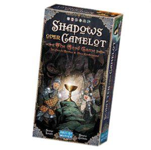 Un jeu coopératif : Shadows over Camelot