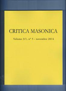 Critica Masonica n°5 – revue