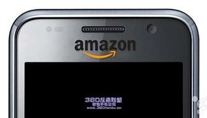 3D smart phone from Amazon