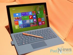 Surface tablet will change the brand name