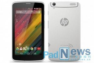 HP launched HP 7 VoiceTab