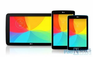LG registered new brand name, may launch new tablet