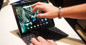 Reviews of Google Pixel C tablet pc with Tegra X1 processor