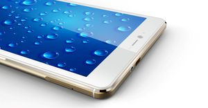 Colorfly Hero 8 tablet pc with metal body and 3D Touch technology