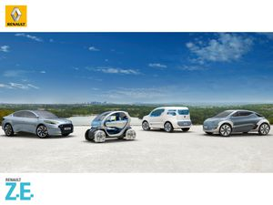 EUROPE : RENAULT TAKES THE FIRST PLACE IN LOW CO2