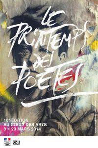 Le Printemps des Poètes du 8 au 24 mars