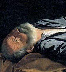 un Avent en peinture (7) La fuite en Egypte par Orazio Gentileschi