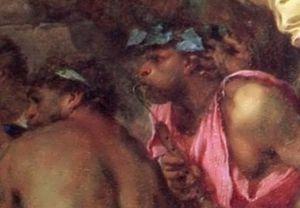 Un Avent en peinture (3) : L'adoration des bergers de Castaglione