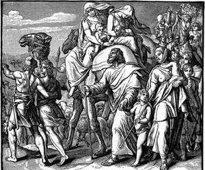 Jacob chez Laban, un parcours de foi
