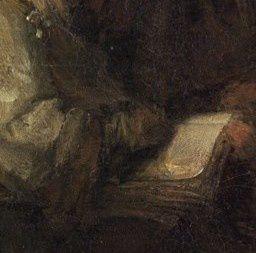 Un Avent en peinture (16) Rembrandt : La circoncision