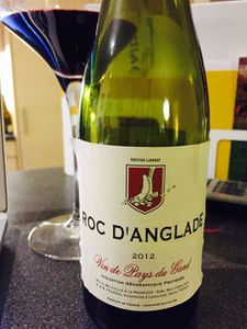 Roc d'Anglade 2012, Rouge