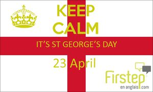 Saint George's day