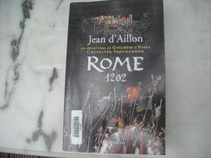 Rome 1202 de Jean d'Aillon