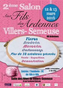 Aux Fils des Ardennes 2016 .